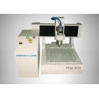 China 1.5kw / 2.2kw Air Cooling Spindle Rotary Small CNC Router Machine For Wood Working on sale