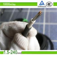 4mm solar PV cable of China manufacturer Manufactures