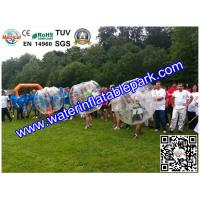 Professional Inflatable Human Bubble Football Ball for School Manufactures