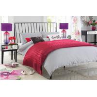UK style iron bed, king, queen, double size