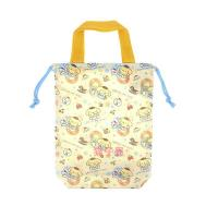 Small Cloth Drawstring Bags Digital Printing For Travel / Outdoor Activity Manufactures