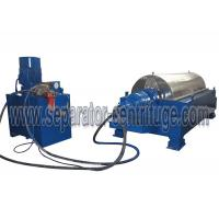 Model PDC Decanter Separating Machine Crude Oil Centrifuge For Sunflower Oil Manufactures