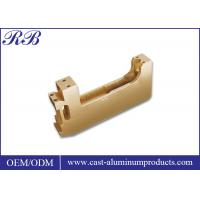 Metalwork Precision Brass Casting With Smooth Surface Customized Size Manufactures