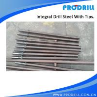 Integral Drill Steels without tips hex22*108, L1220mm Manufactures