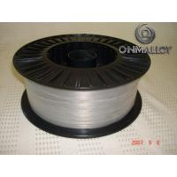 Thermal Arc Spraying 1.6mm Nickel Based Alloy Wire / Metal Wire NiAl95/5 Manufactures