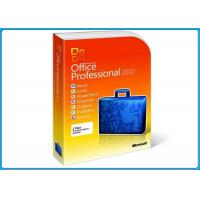 ORIGINAL Multilenguaje Microsoft Office 2010 Professional Retail Box with License / DVD Manufactures