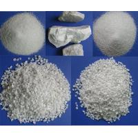 China chemical industrial used high hardness high purity silica sand on sale