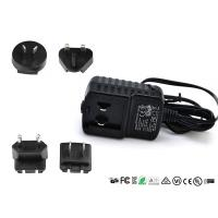 5V 6V 2A Interchangeable Plug Power Adapter CE FCC UL ROHS For Speaker Manufactures