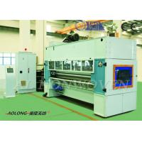 Jute Fiber NonWoven Needle Punching Machine 4800mm With ISO9001 Manufactures