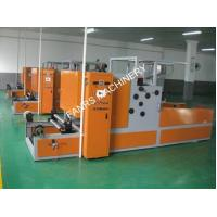 Cheap CPU 224 Kitchen Aluminum Foil Rewinding Production Line , paper rewinding machine for sale