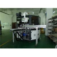 Rotary Cylindrical Automatic Flatbed Screen Printing Machine Touch Screen Controlled