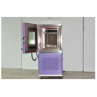 Cold Balanced Vertical Type Benchtop Environmental Test Chamber with Fog-free Viewing Window Manufactures