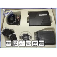 PG-003A Separate Car alarm Passive Keyless Entry Push Start Manufactures
