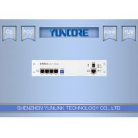 Home Smart Home Router Controller With 24V Passive PoE Switch Realtek Solution Manufactures