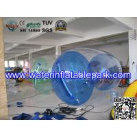 Commercial Colorful Walking Water Roller Ball For Lake / Pool Manufactures