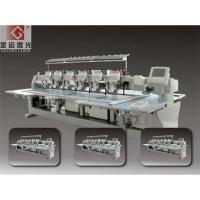 Six Head Laser Embroidery Machine Manufactures