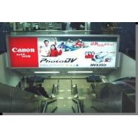 China 720-2880dpi Light Box Poster Printing , Eco-Solvent Backlit Film on sale