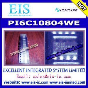 Cheap PI6C10804WE - PERICOM - 1.8V/2.5V, 250MHz, 1:4 Networking Clock Buffer - Email: sales009@e for sale