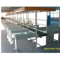China Flexible Lean Production Line Automatic Type Green Color Corrosion Resistance on sale