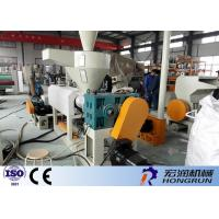 High Capacity Food Container Plastic Recycling Equipment Easy Operation Manufactures