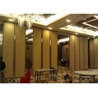 Cheap Aluminium Folding Melamine Door Exhibition Partition Walls For Exhibition Hall for sale