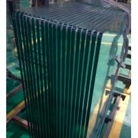 Thermal Resistance Tempered Glass Panels For Solar Panels 3-19mm Thickness Manufactures