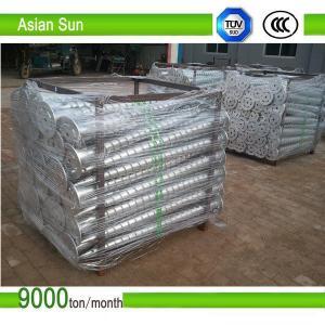 Galvanized Steel Ground Screw with Best Price Manufactures