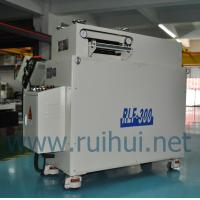 Material Thickness 0.1 - 1.4mm Steel Plate Straightening Machine With High Precision Manufactures