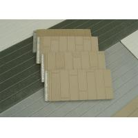 China Celling Decorative Vermiculite Thermal Insulation Board / Interior Wall Board on sale
