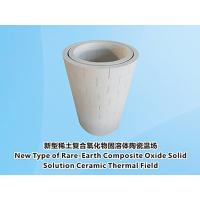 SS Ceramic Thermal Field In Sapphire Grower Yittra Oxide Stabilized Sapphire Grower Manufactures