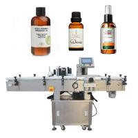 Buy cheap 1.5KW Power Automatic Vertical Labeling Machine Round Plastic Bottle Labeling from wholesalers