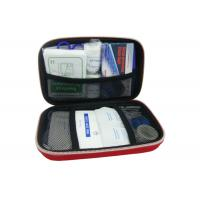 Cheap Portable International Travel Medical Kit For Airplane / Vehicle for sale