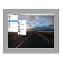 17 inch Advertisting IP65 Touch Screen Monitor IR Touch With Aliumnium Bezel Manufactures