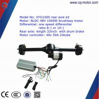e tricycle complete kit e- rickshaw parts/ axle/ controller/head light/ rim/ / throttle Manufactures