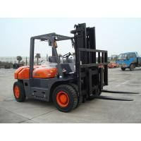 6 Ton Counterbalance Diesel Forklift Truck With Eaton Pipe Nok Hydraulic Cylinder Seals Manufactures