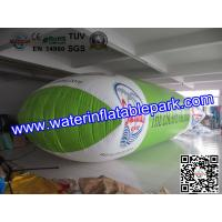Customized Logo Inflatable Water Catapult  Blob For Advertising Manufactures