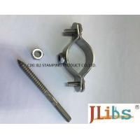 Cheap Sandblasting Surface Finishing Hydraulic Pipe Clamp For Heating Pipeline for sale