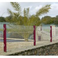 Custom made Color welded Wire Mesh Fence heavy duty wire fencing Manufactures