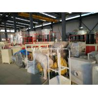 China PVC High Speed Plastic Auxiliary Equipment Heating And Cooling Compound Plastic Mixer Machine on sale