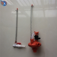 Plastic ABS Poultry Water Pressure Regulator For Drinking Line Manufactures