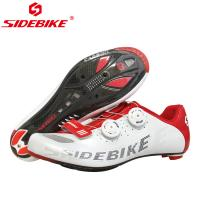 Non Skid SPD Biking Shoes High Reliability Mesh Lining With CE / ISO Certification Manufactures