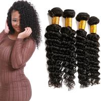 Full Wet Deep Wave Virgin Hair Bundles No Synthetic Hair Full Lace Wigs Manufactures