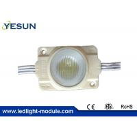 Side light DC12V 3W IP65 High Power LED Module For Light box 49 × 31 × 13.2 mm Manufactures