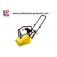 China 5HP Mini Reversible Vibratory Plate Compactor 168f Copy Honda For Construction on sale