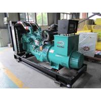 100% Copper Wire Open Diesel Generator China Heavy Duty Generator 200KW / 250KVA Manufactures