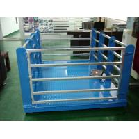 Export standard Animal weighing scale/ cattle weighing scale/ weighing scale for crown/1ton-5ton livestock Manufactures