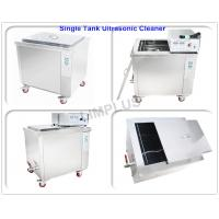 Industrial Ultrasonic Cleaning Machine Auto Maintenance For Heavy Oily Components Degrease Manufactures