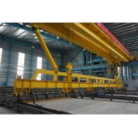 Cheap PQD Overhead Crane Single Girder Overhead Cranes for PC Pile Factory for sale