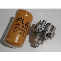 Steel Materials Oil Filter Head ,  Oil Filter Fast Delivery Compact Structure Manufactures