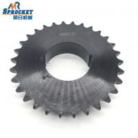 Oxide Black Simplex Hardened Teeth Chain And Sprocket H50BTL30 ISO9001 Manufactures
